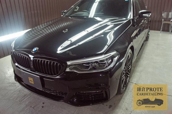 BMW G31 5シリーズ ツーリング リフレッシュポリッシュ