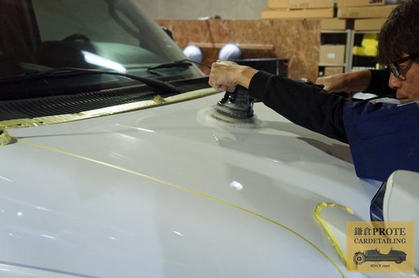 ASPECT E450 ウィネベーゴ アスペクト キャンピングカー コーティング no.2