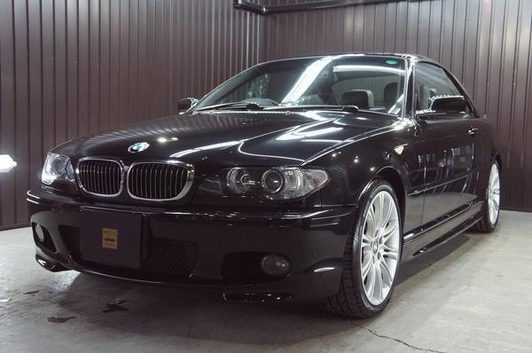 BMW 330CI G'ZOX リアルガラスコート Class H+ホイールコート